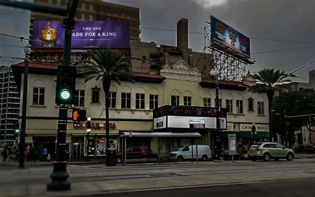 Dec 13, 2015 - Loews State Palace Theater on Canal Street purchase by Wyndham Garden Hotel, New Orleans, LA/photonews247.com