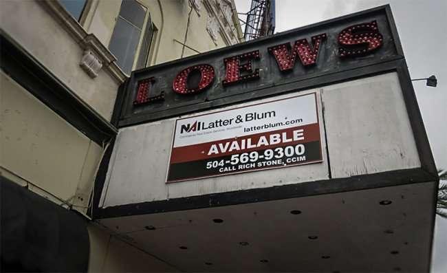 Dec 23, 2015 - Loews State Palace Theater on Canal Street, New Orleans, LA/photoenews247.com
