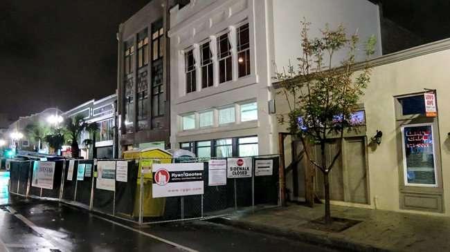 Dec 23, 2015 - Mintz Lofts construction site by Ryan Gootee at 745 Baronne Street, New Orleans, LA/photonews247.com