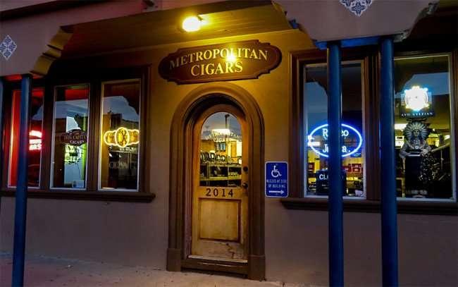 Dec 19, 2015 - Arturo Fuente Cigars Metropolitan Cigars, 2014 7th Ave, Ybor City, Tampa, FL/photonews247.com