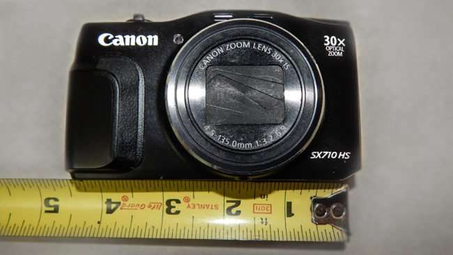 Jan 28, 2017 - Canon PowerShot SX710 HS pocket travel camera used by photonews247.com