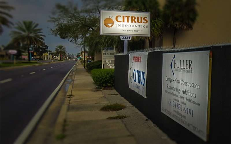 Jan 10, 2016 - Citrus Endodontics dentist at 3321 Kennedy Blvd, Tampa, FL/photonews247.com