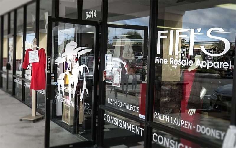 Dec 30, 2015 - Fifi Consignment Shop in Apollo Beach, Southshore, FL/photonews247.com