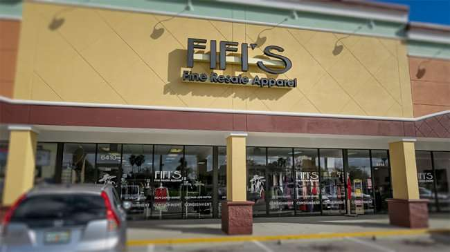 Dec 30, 2015 - Fifis Fine Resale Apparel consignment shop Apollo Beach Southshore, FL/photonews247.com