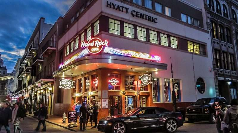 Hard Rock Cafe French Quarter