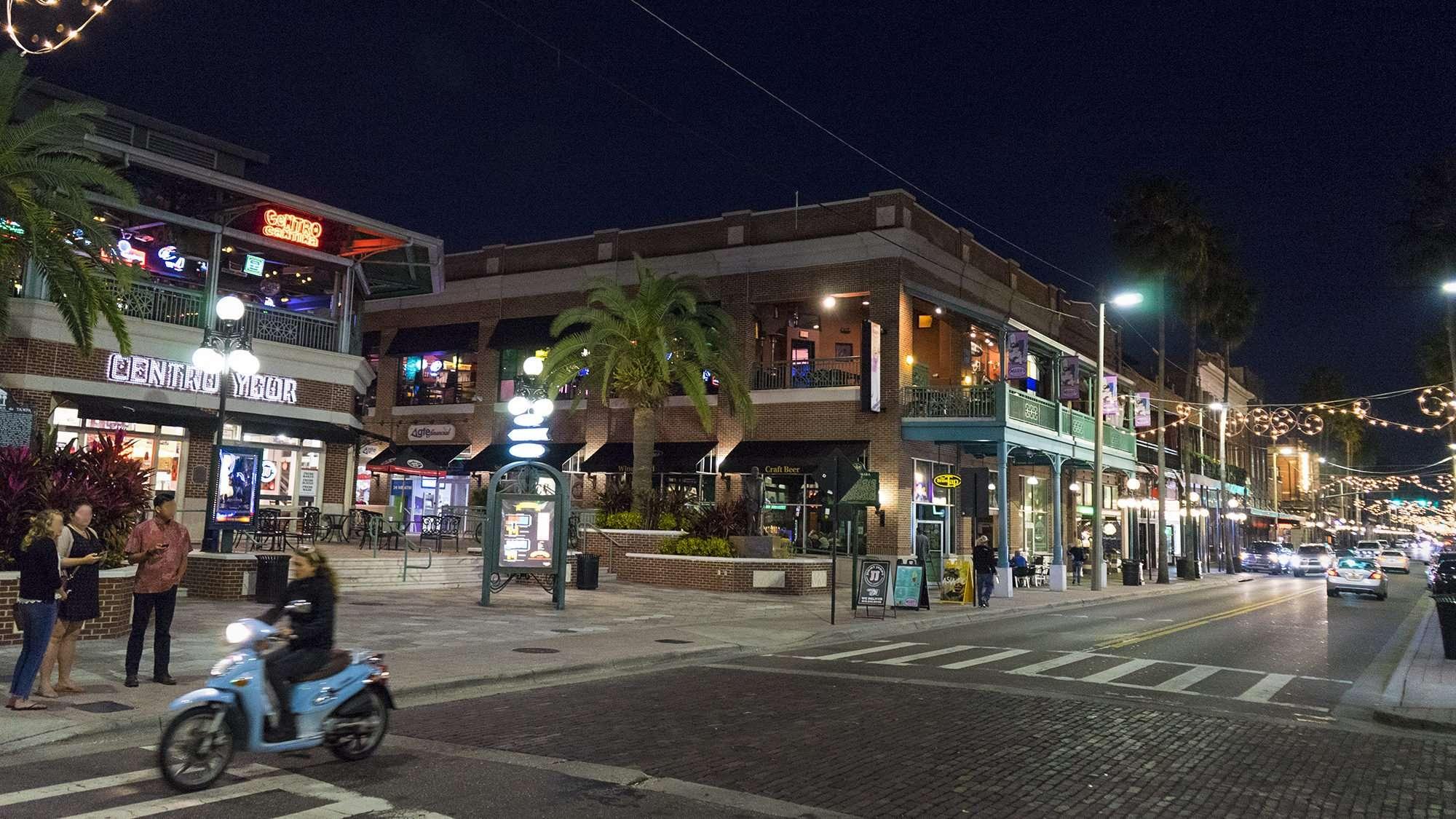 Feb 5, 2017 - Centro Ybor shopping center, 7th Avenue, Ybor City Tampa, Florida/photonews247.com
