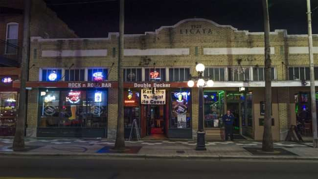 Feb 5, 2017 - Double Decker Bar and Bad Monkey inside 1925 Licata building, 7th Ave, Ybor City/photonews247.com