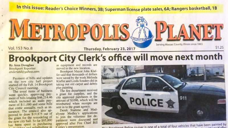 Feb 23, 2017 - Metropolis Daily Planet newspaper talks about Superman license plates