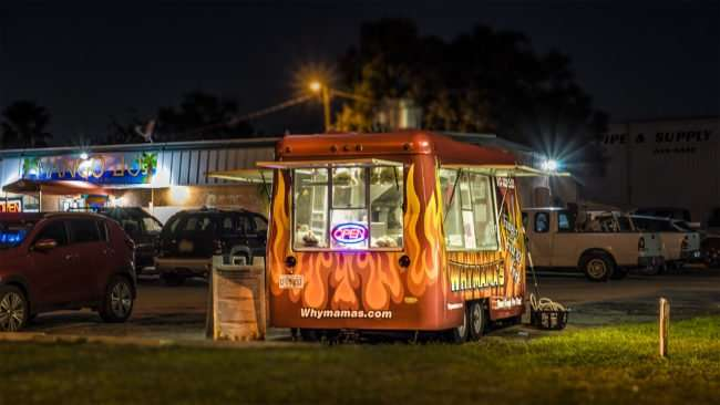 Feb 2, 2017 - Why Mamas food truck restaurant, Ruskin SouthShore, FL/photonews247.com