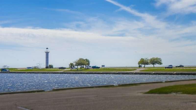 Beach Lighthouse Fl
