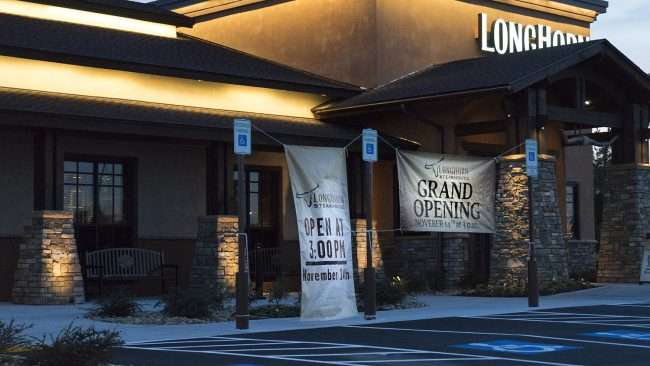 Nov 10, 2017 - LongHorn Grand Opening on Hinkleville Rd, Paducah, KY/photonews247.com