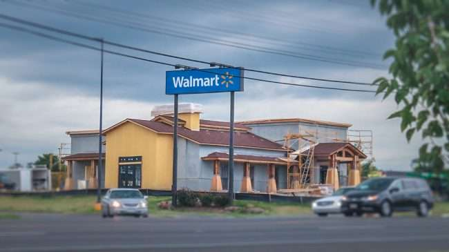 Aug 31, 2017 - Longhorn Steakhouse construction, Hinkleville Road at Walmart, Paducah, KY/photonews247.com