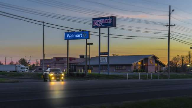 Mar 18, 2017 - Longhorn Steakhouse in plans to be built on former Ryan's Steakhouse property in the Walmart anchored shopping center on Hinkleville Rd, Paducah, KY/photonews247.com