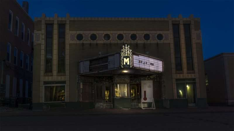 Feb 30, 2017 - Massac Theatre in plans for renovations, Metropolis, IL/photonews247.com
