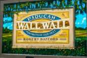 Mar 24, 2017 - Paducah History painted on flood wall - Wall to Wall/photonews247.com