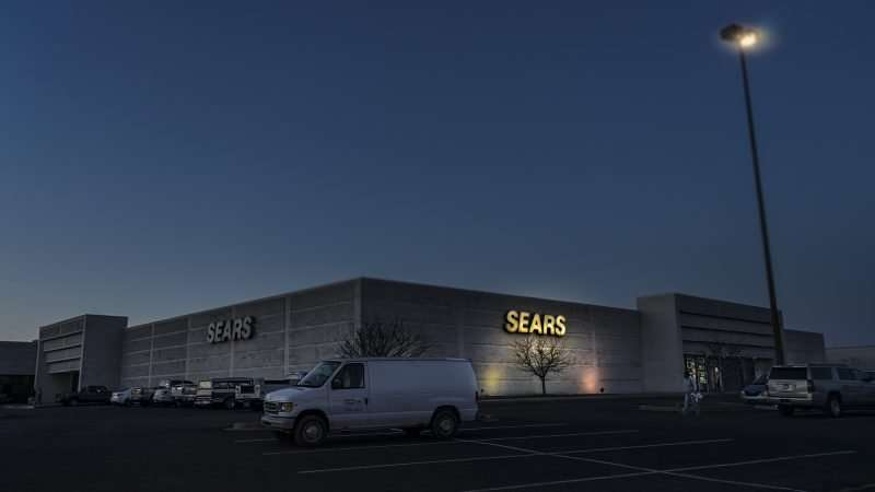 Sears closes permanently in Kentucky Oaks Mall on Mar 19, 2017