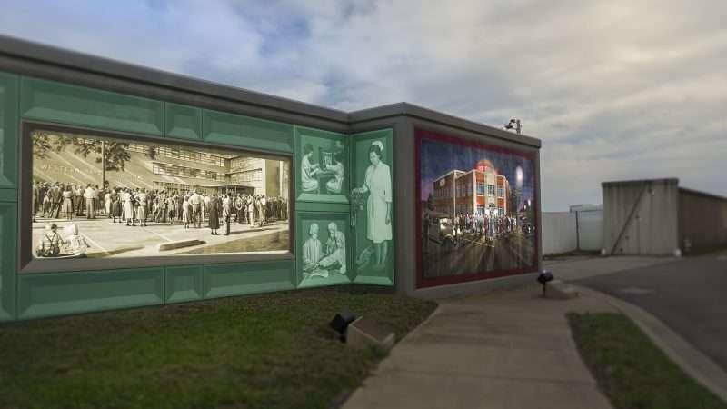 Paducah's Floodwall Murals – Photo News 247