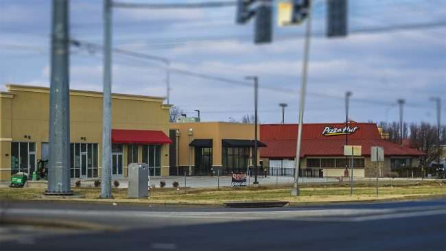 Dec 30, 2017 - Construction Qdobe, Five Guys, Jimmy Johns Subs, Starbucks, Sanders Corner Paducah/photonews247.com