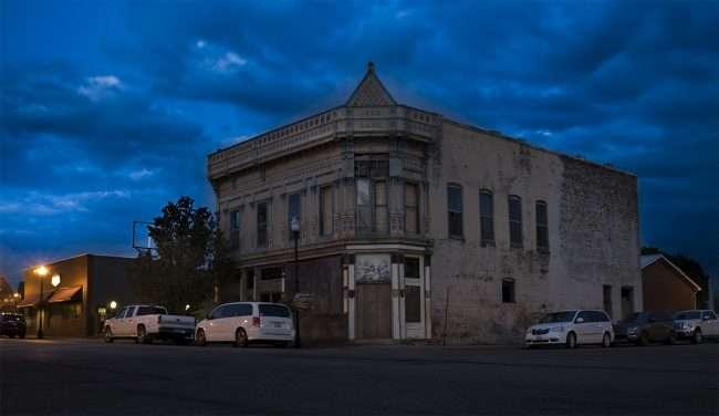 Oct 7, 2017 - Fritts Block 1892 Bank on Ferry St, Metropolis, IL/photonews247.com