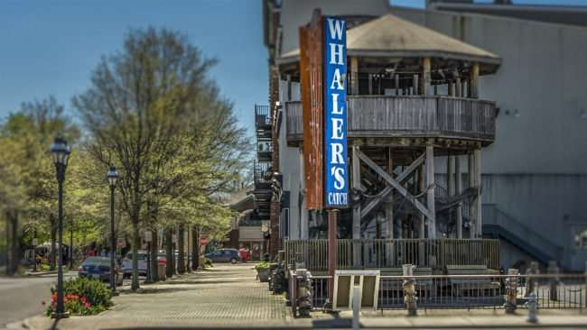 April 8, 2017 - Whalers Catch Restaurant closed in Paducah, KY/photonews247.com