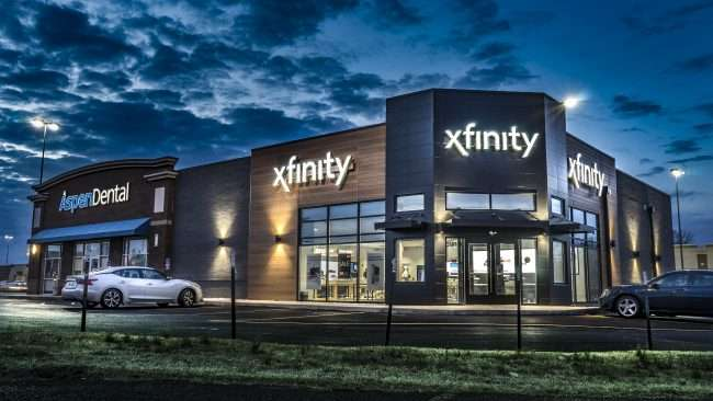 Feb 19, 2018 - Xfinity on Hinkleville Rd, Paducah, KY/craigcurriephotography.com