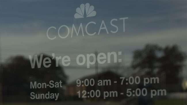 Nov 21, 2017 - Hours Comcast XFinity Hinkleville Rd Paducah, KY/photonews247.com