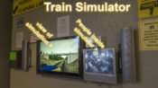 April 6, 2017 - Train Simulator Paducah Railroad Museum/photonews247.com