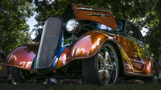 June 11, 2017 - 1936 Chevy at Rotary Club's 31st Annual Super Car Show, Metropolis, IL/photonews247.com