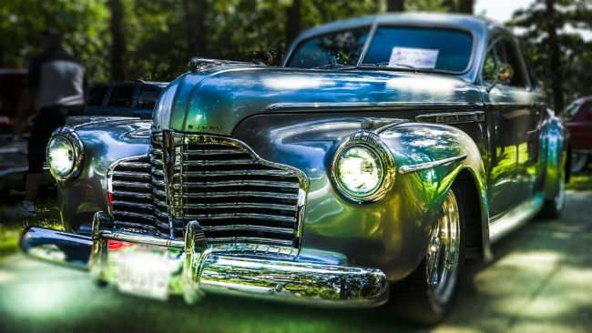 June 11, 2017 - 1941 Buick Roadmaster at Rotary Club's 31st Super Car Show, Metropolis, IL/photonews247.com