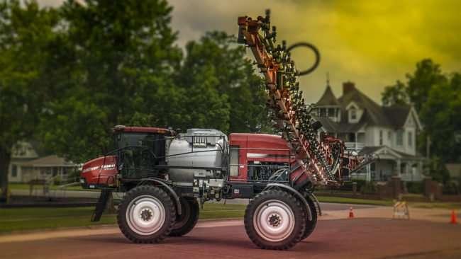 June 17, 2017 - 4430 Chase International Patriot at Farm Frenzy 2017 by Massac County Farm Bureau, Metropolis, IL/photonews247.com