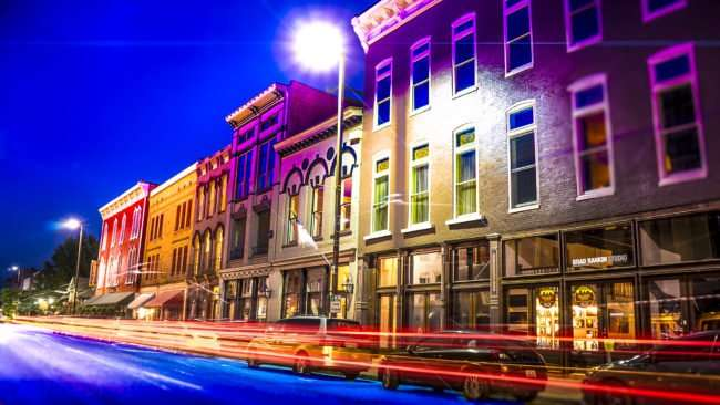 June 2, 2017 - Brad Rankin Studio is a photography business on Broadway Street in downtown Paducah, KY/photonews247.com