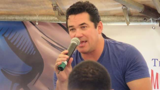 June 10, 2017 - Dean Cain Q&A at Superman Celebration 2017, Metropolis, IL/photonews247.com