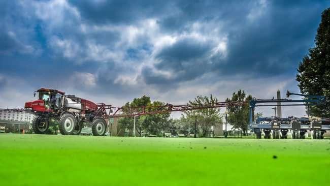 June 17, 2017 - Farm Equipment at Farm Frenzy 2017 by Massac County Farm Bureau, Metropolis, IL/photonews247.com