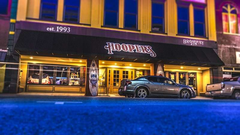 July 19, 2017 - Hoopers bike rentals Broadway Main Street, Downtown Paducah KY/photonews247.com