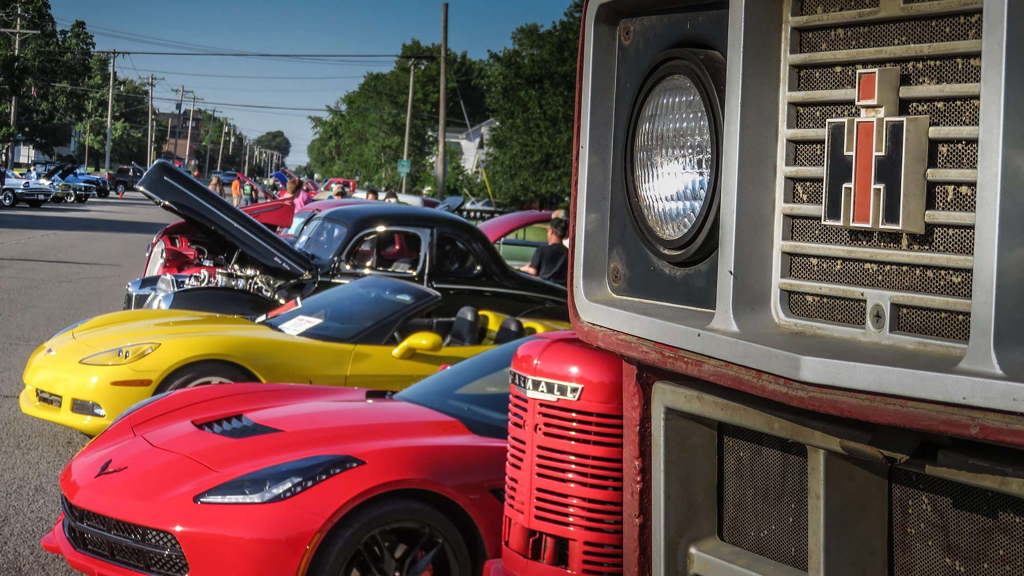 June 9, 2017 - SUPER CRUISE NIGHT 2017 fundraiser Save The Massac Washington Park, Metropolis, IL/photonews247.com
