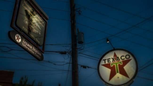 June 1, 2017 - Texaco Station Information Center, Historic Downtown Paducah, KY/photonews247.com