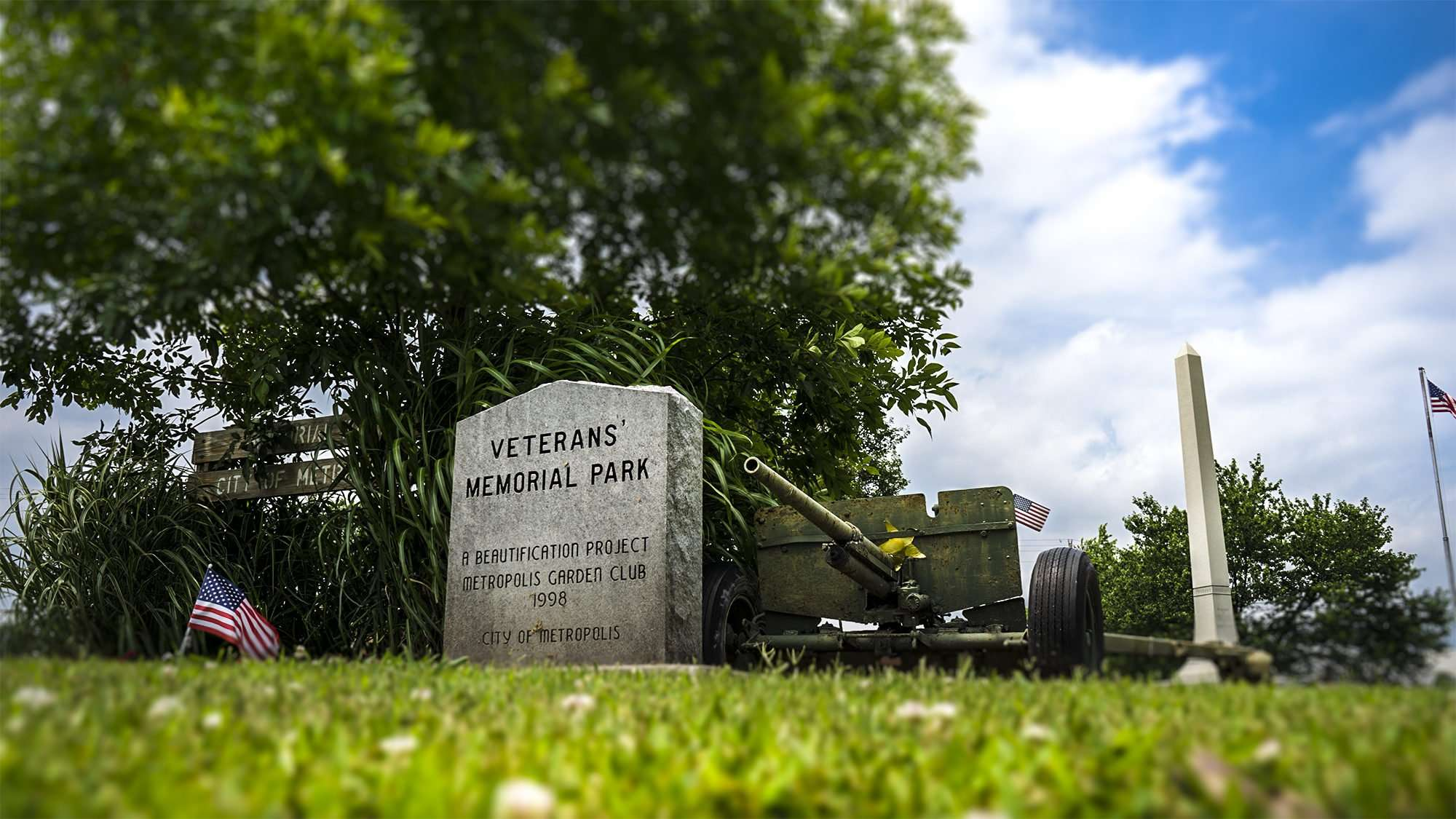 June 17, 2017 - Veterans Memorial Park, Metropolis, IL/photonews247.com
