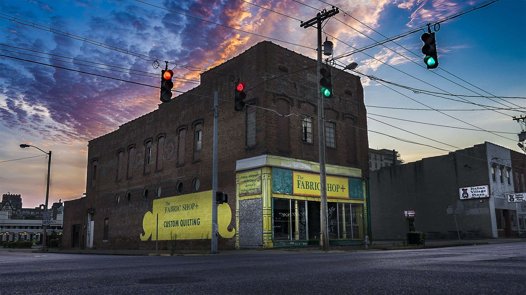 July 23, 2017 - Apartments 3rd and Kentucky in former Fabric Shop building coming to Paducah KY/photonews247.com