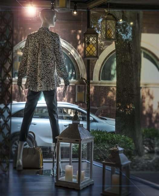 Aug 4, 2017 - Capri pants on sale at McClaran Manner Fashion women's boutique on Market House Square Downtown Paducah, KY/photonews247.com