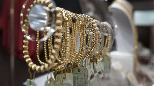 Aug 3, 2017 - McClaran Manner Fashion Boutique jewelry bracelets in Downtown Paducah, KY/photonews247.com