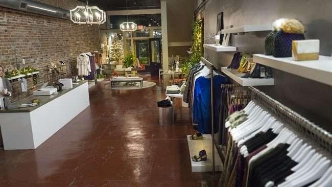 Nov 8, 2017 - McClaran Manner Womens Boutique beautifully designed on Market House Square, Paducah, KY/photonews247.com