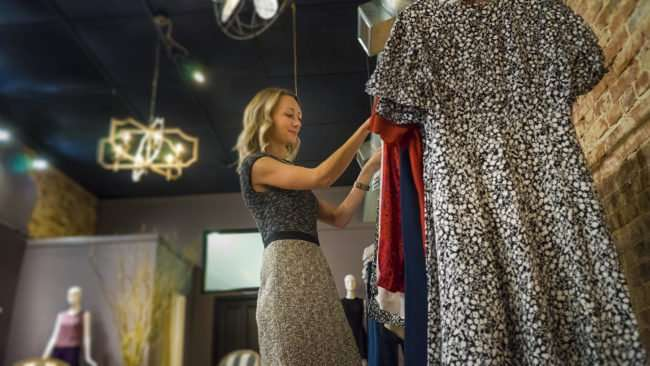 Aug 3, 2017 - Brandi McClaran, owner of McClaran Manner Fashion Boutique, has done a wonderful job opening up her new store, adding more beauty and value to the downtown Paducah area/photonews247.com