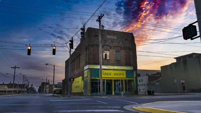 July 23, 2017 - Residential units 3rd and Kentucky in former Fabric Shop building coming to Paducah KY/photonews247.com