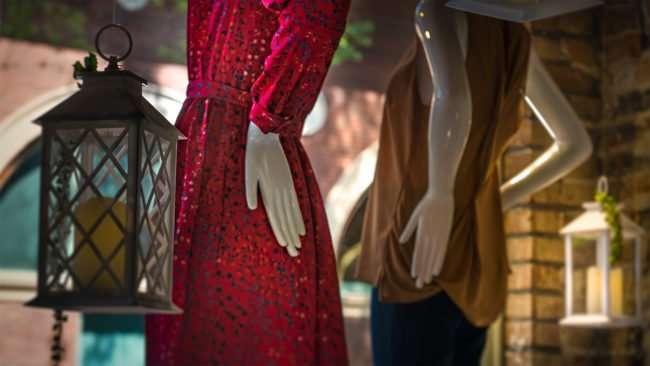 Aug 04, 2017 - Summer dressings at McClaran Manner Fashion women's boutique, Paducah, KY/photonews247.com