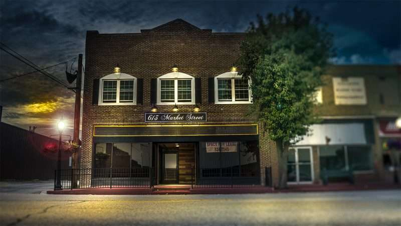 Aug 13, 2017 - Restaurant space (former Farley's Cafeteria) at 613 Market Street, Metropolis, IL/photonews247.com