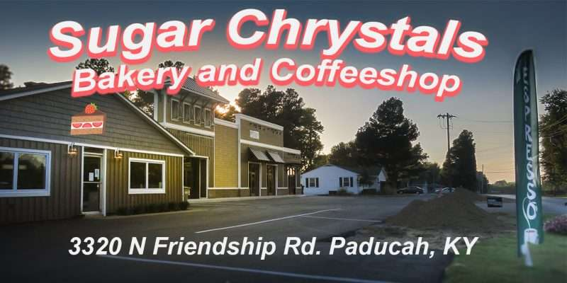 Sept 23, 2017 - Sugar Chrystals Bakery and Coffeeshop, Paducah, KY/photonews247.com