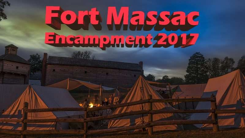 Oct 22, 2017 - 44th Fort Massac Encampment, Metropolis, IL/photonews247.com