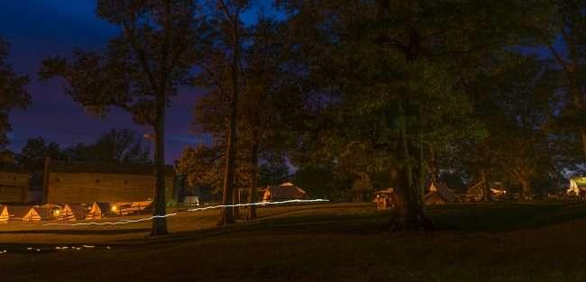 Oct 20, 2017 - Fort Massac Encampment 2017, Metropolis, IL/photonews247.com