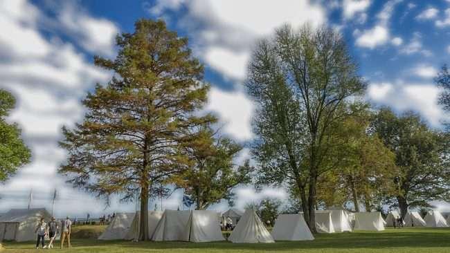 Oct 21, 2017 - Massac State Parks 44th Annual Fort Massac Encampment, Metropolis, IL/photonews247.com