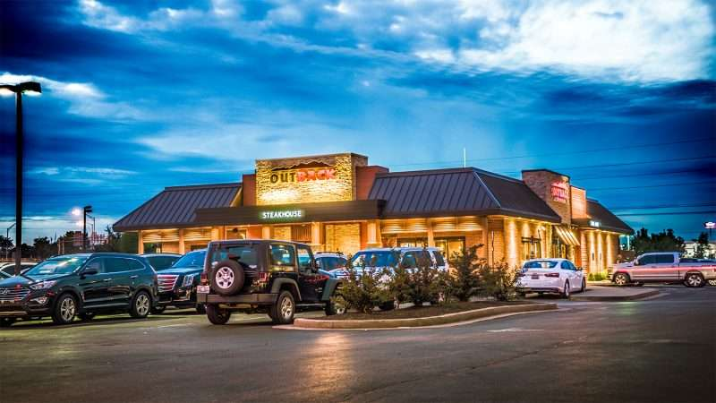 Oct 4, 2017 - Outback Steakhouse restaurant I-24 and Hinkleville Rd in Paducah, KY/photonews247.com